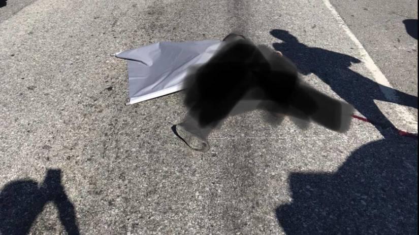 Ngã ra đường sau va chạm giao thông, người đàn ông bị ô tô cán tử vong