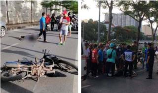 Tin tức tai nạn giao thông ngày 18/6: Nữ sinh bị xe tải cán tử vong tại Hà Nội