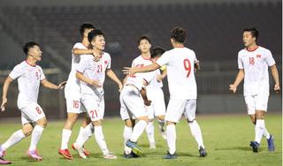U19 Việt Nam nằm ở bảng đấu vừa tầm ở VCK U19 châu Á