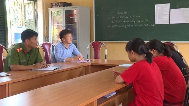 3 nữ sinh Phú Thọ bị dụ dỗ xuống Hải Phòng làm nhân viên massage