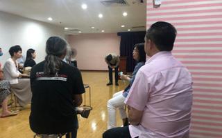 Phó chủ tịch Tập đoàn Đèo Cả gập đầu xin lỗi vì rút súng dọa bảo vệ chung cư