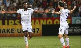 HAGL và Sài Gòn FC chia điểm trong trận cầu hấp dẫn