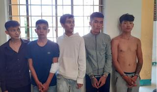 Trung úy CSGT bị nhóm thanh niên đuổi đánh trọng thương