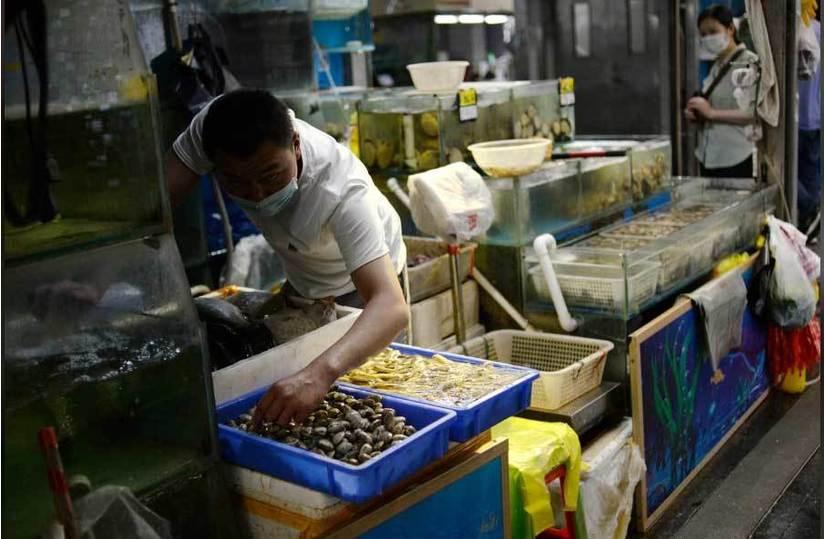 Nguồn phát tán Covid-19 mới ở Bắc Kinh được nghi là ở chợ hải sản