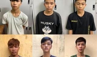 Bắt 6 thanh thiếu niên nghiện game rủ nhau đi cướp