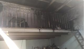 Vụ cháy phòng trọ 2 cha con tử vong: Người mẹ cũng không qua khỏi