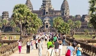 Khách quốc tế đến Campuchia phải đặt cọc 3.000 USD