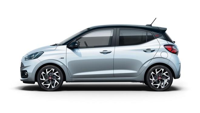Hyundai i10 N Line giá 460 triệu đồng có gì đặc biệt?