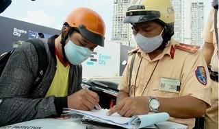 Tuyên dương 59 CSGT không nhận hối lộ số tiền hơn 21 triệu đồng