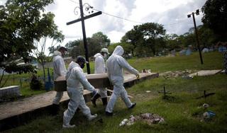 Số ca mắc Covid-19 tại Brazil vượt mốc trên 1 triệu người, WHO lên tiếng cảnh báo