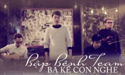 Lời bài hát 'Ba kể con nghe' (Lyrics) - Bập Bênh Team