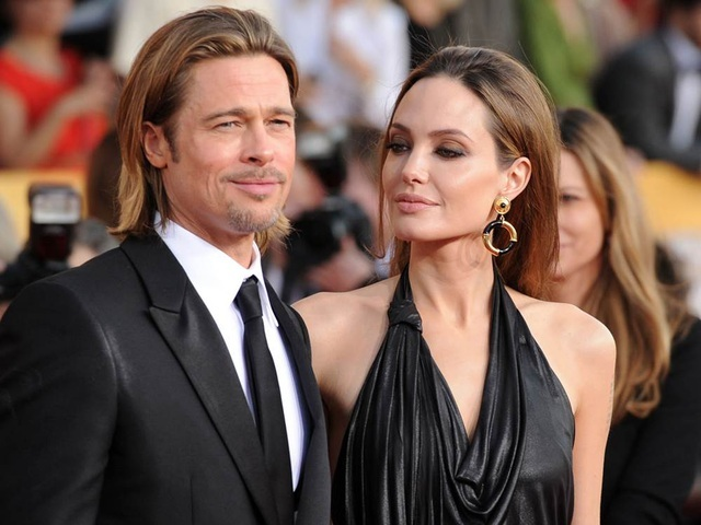 Trước tin đồn hàn gắn Brad Pitt , Angelina Jolie buông lời phũ phàng