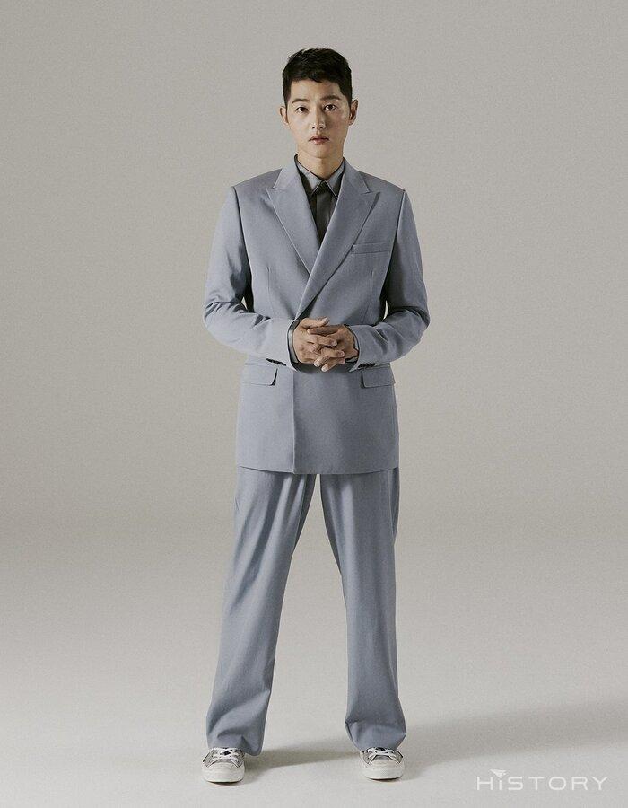 Song Joong Ki lần đầu chia sẻ về cuộc sống riêng tư sau 1 năm ly hôn Song Hye Kyo