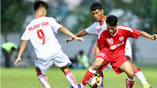 Sau U19 HAGL 2, tới lượt U19 HAGL 1 gây thất vọng ở giải quốc gia