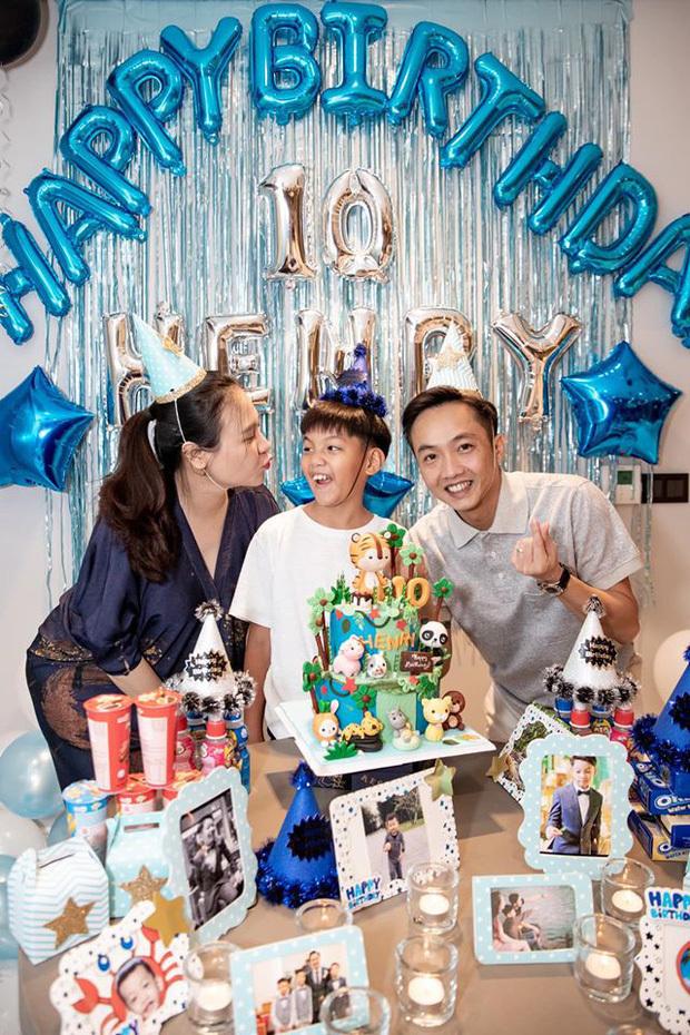 Hà Hồ viết tâm thư mừng sinh nhật Subeo, Kim Lý liền có động thái gây chú ý