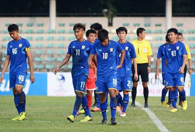 Thái Lan cân nhắc của đội U19 dự AFF Cup 2020