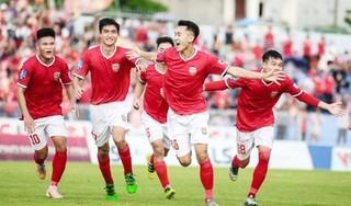 Thống kê vòng 5 V.League: Sân Hà Tĩnh gây ấn tượng mạnh