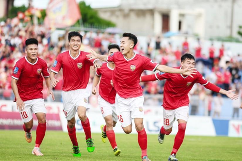 Thống kê về vòng 5 V.League: Sân Hà Tĩnh gây ấn tượng mạnh
