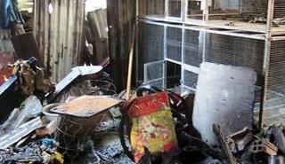 Tin tức trong ngày 21/6: Kịp thời dập tắt đám cháy lớn tại ngôi nhà tình nghĩa