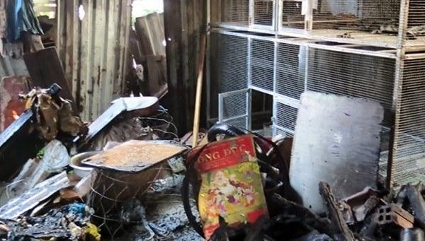 Tin tức trong ngày 21/6, kịp thời dập tắt đám cháy lớn tại ngôi nhà tình nghĩa