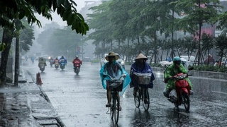 Tin tức thời tiết ngày 21/6/2020: Bắc Bộ nắng nóng gay gắt, Nam Bộ mưa dông