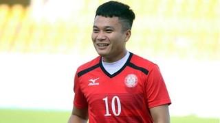 Trần Phi Sơn nói gì trước ngày đối đầu với đội bóng cũ SLNA?