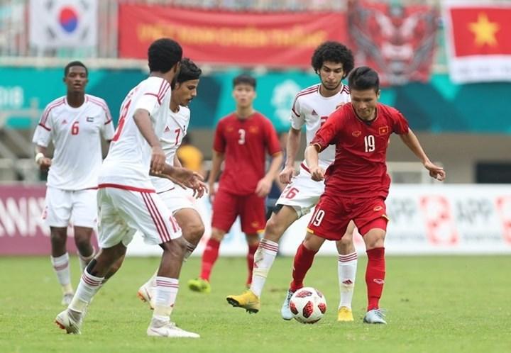 Đội tuyển UAE tiếp tục nhận 'tin dữ' trước trận tái đấu với tuyển Việt Nam