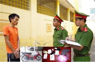 Vừa ra tù đã gây ra 4 vụ cướp trên địa bàn tỉnh Hà Nam