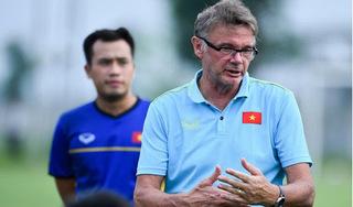 HLV Philippe Troussier: 'Tôi muốn cùng U19 Việt Nam dự VCK FIFA U20 World Cup'