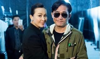 Sau 30 năm không có con, Lương Triều Vỹ lên chức bố ở tuổi 57?