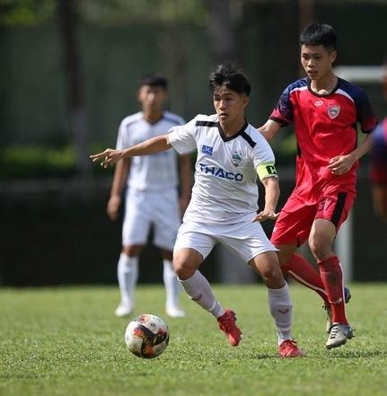 U19 HAGL 1 sáng cửa vào bán kết U19 quốc gia 2019