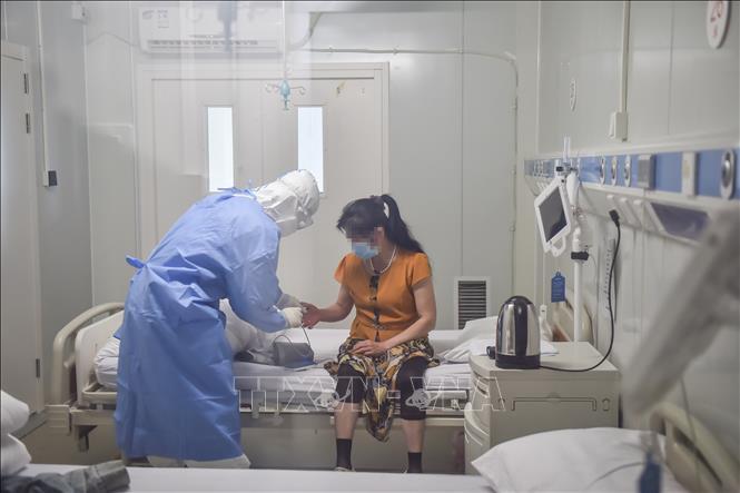 3 ca nhiễm Covid-19 tại công trường, Bắc Kinh tăng cường xét nghiệm