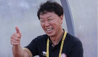 HLV Chung Hae seong tự tin trước trận làm khách SLNA