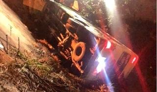 Vụ 30 học sinh gào thét trong chiếc xe bị lật: Tự ý tổ chức chuyến đi