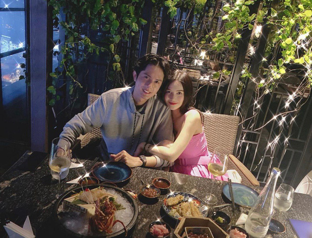 Sĩ Thanh khoe ảnh ngọt ngào kỷ niệm 1 năm hẹn hò Huỳnh Phương