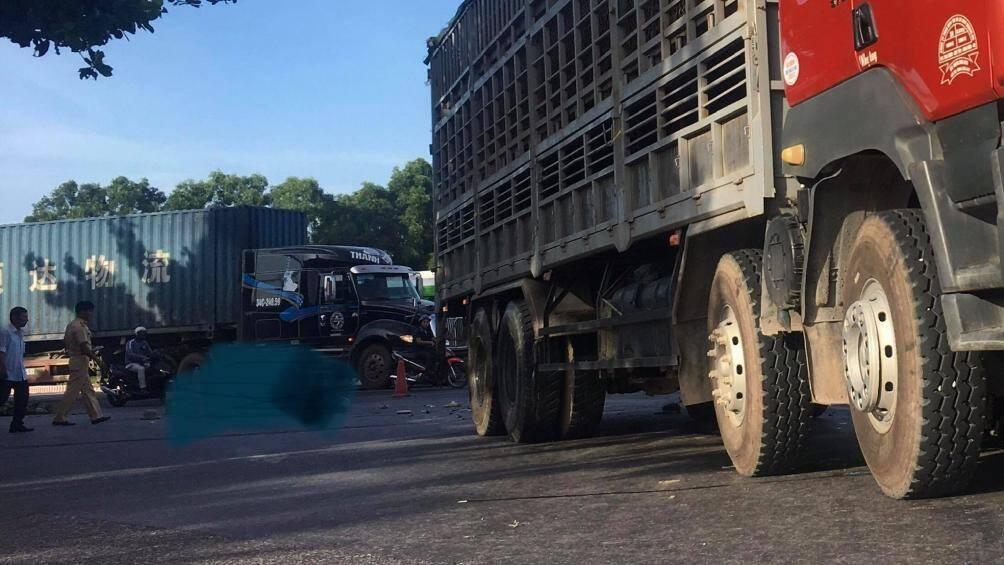 Tin tức tai nạn giao thông ngày 23/6, tin TNGT mới nhất hôm nay 3