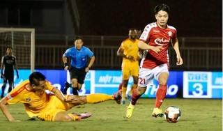 HLV Ngô Quang Trường: 'Chúng tôi đã mắc sai lầm ở trận thua TP.HCM'