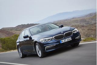 Khởi động mùa hè cùng ưu đãi hấp dẫn dành riêng cho BMW Series 5 và BMW X3