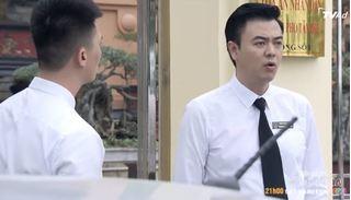'Lựa chọn số phận' tập 6: Cường bị bắt gặp đi cùng taxi với nữ thư ký tòa