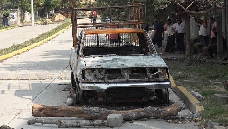 Mexico: 1 nhóm vũ trang tra tấn, thiêu sống và giết hại 15 dân thường