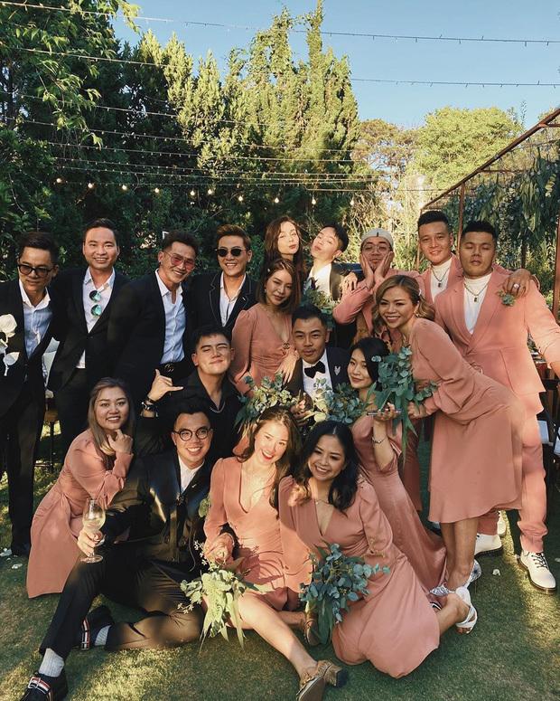 Hé lộ thêm hình ảnh hiếm hoi trong hôn lễ bí mật của Tóc Tiên