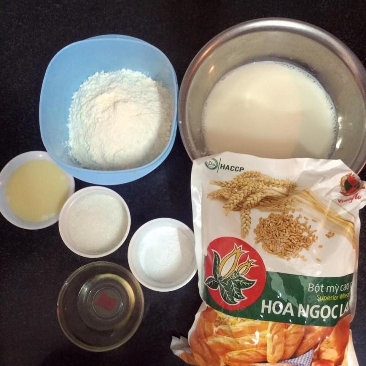 Hướng dẫn làm bánh sữa tươi chiên giòn ngon ngất ngây ngay tại nhà