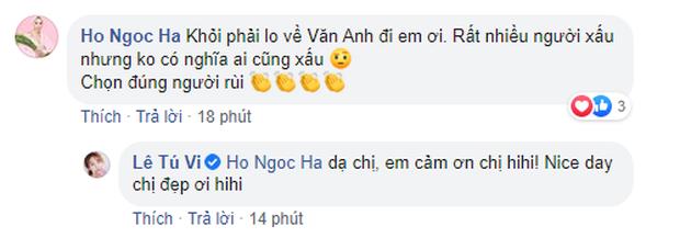 Tú Vi lên tiếng trước tin đồn ly hôn Văn Anh, Hồ Ngọc Hà liền có động thái gây chú ý