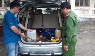 Người đàn ông lái ô tô 7 chỗ đi trộm chó, mang theo ớt bột để phòng thân