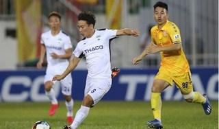 Bảng xếp hạng V.League: Hà Nội FC giúp TP HCM vững ngôi đầu