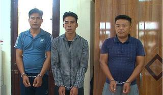 Bắt quả tang nhóm đối tượng đưa người xuất cảnh trái phép sang Trung Quốc