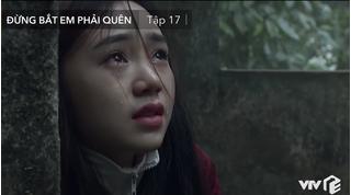 'Đừng bắt em phải quên' tập 17: Ngân đứng hình nhìn chồng hôn bồ, Ngọc mất tích?