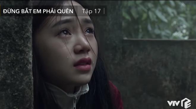 'Đừng bắt em phải quên' tập 17: Luân khẳng định tình cảm với bồ, Ngọc mất tích?