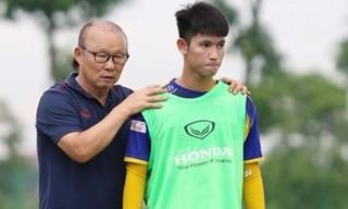 Huấn luyện viên CLB Thanh Hóa dành lời khen 'có cánh' cho tiền vệ Trọng Hùng