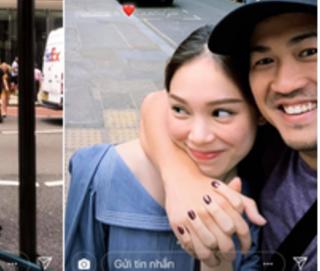 'Gương vỡ lại lành', Phillip Nguyễn tung ảnh tình tứ bên Linh Rin
